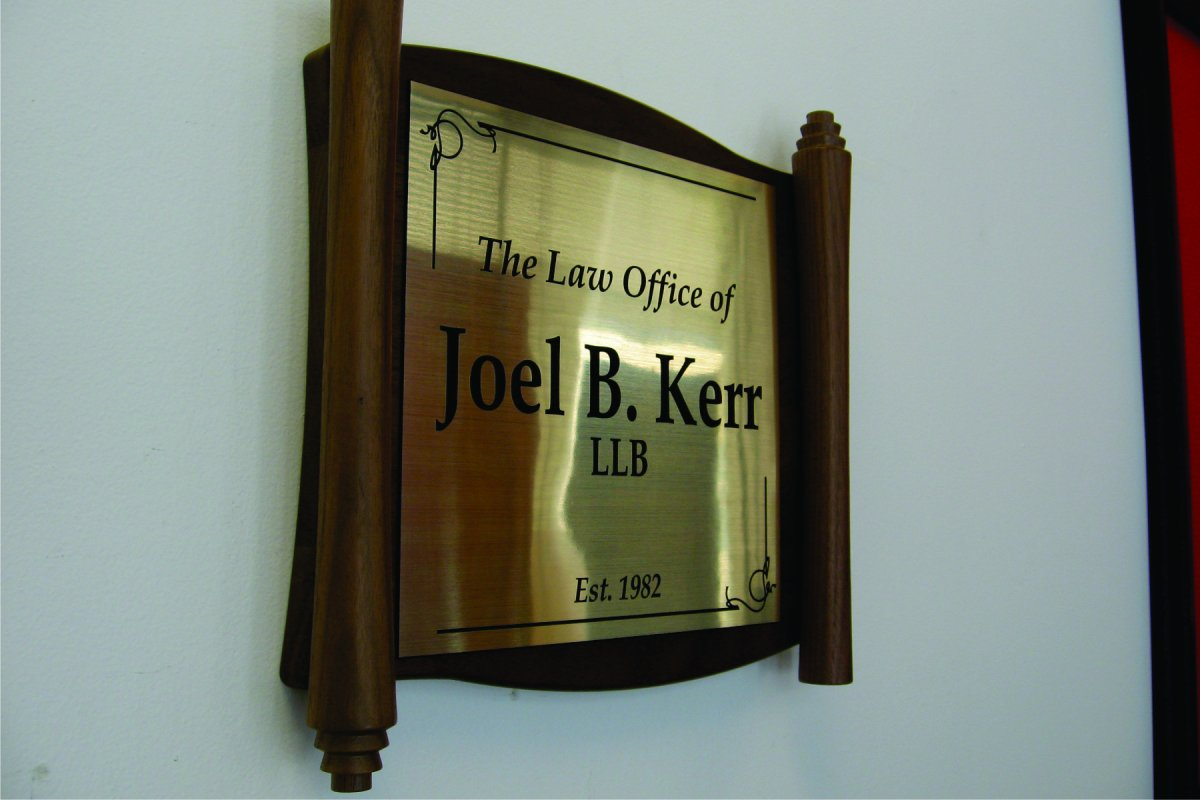 All Road Signs >> Donor Recognition Signs & Plaques - Dee Signs