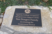 DONOR RECOGNITION SIGNS AND PLAQUES (17)