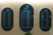 DONOR RECOGNITION SIGNS AND PLAQUES (21)