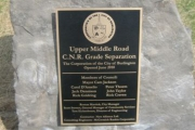 DONOR RECOGNITION SIGNS AND PLAQUES (23)