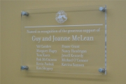 DONOR RECOGNITION SIGNS AND PLAQUES (32)