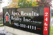 EXTERIOR WALL SIGNS, GROUND SIGNS & BILLBOARDS (23)