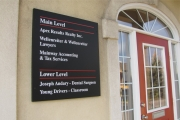 EXTERIOR WALL SIGNS, GROUND SIGNS & BILLBOARDS (44)