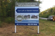 EXTERIOR WALL SIGNS, GROUND SIGNS & BILLBOARDS (51)