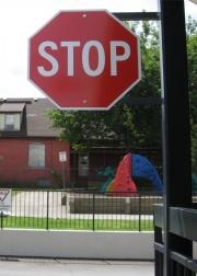 ALUMINUM PARKING, TRAFFIC & STREET SIGNS (16)