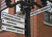 ALUMINUM PARKING, TRAFFIC & STREET SIGNS (19)